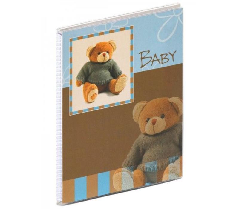 "Minialbum ""Teddy"" für 40 Fotos im Format 10 x 15 cm"