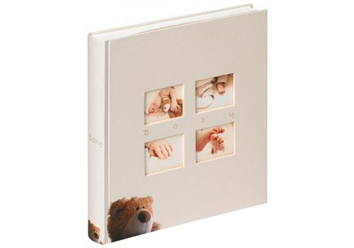 "Walther Design Baby album ""Classic Bear"""