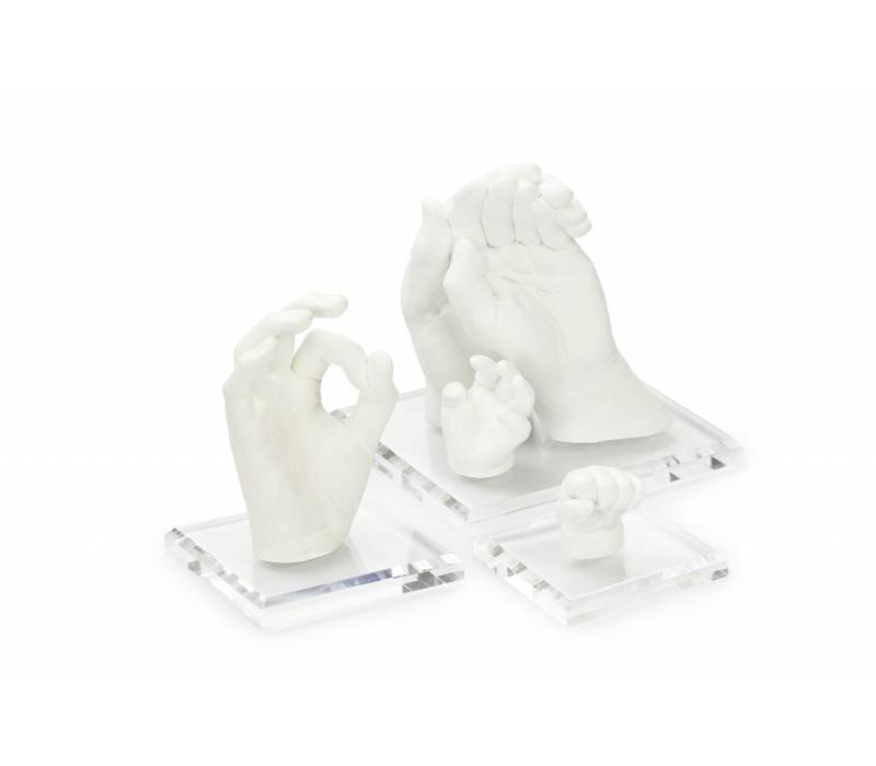 Lucky Hands® Acrylglas Sockel