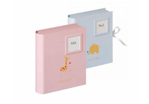 """Walther Design Cajas de recuerdos de bebé """"Baby Animal"""""""