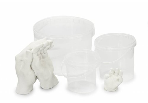 Lucky Hands® Impression container hand & foot