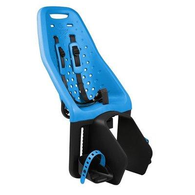 Yepp Maxi Easyfit achterzitje bagagedrager Blue