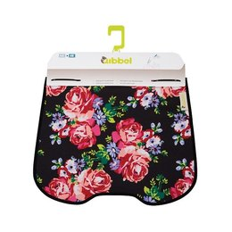 Qibbel Stylingset Luxe Windscherm Blossom Roses Black