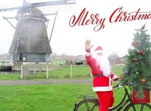 Kerstcadeau voor de fiets!