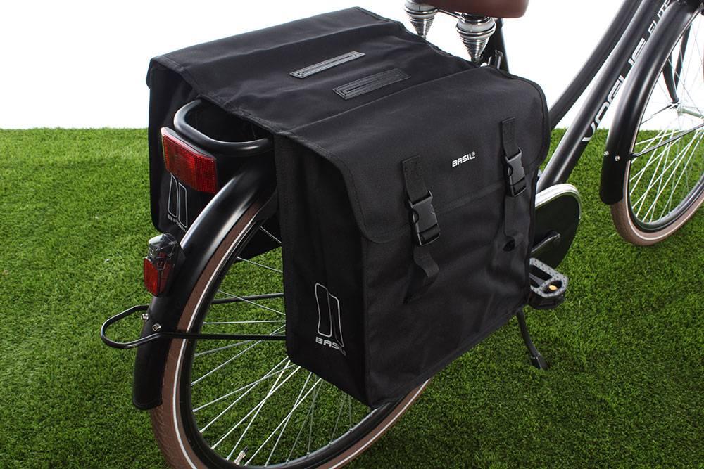 Dubbele fietstassen - assortiment en info
