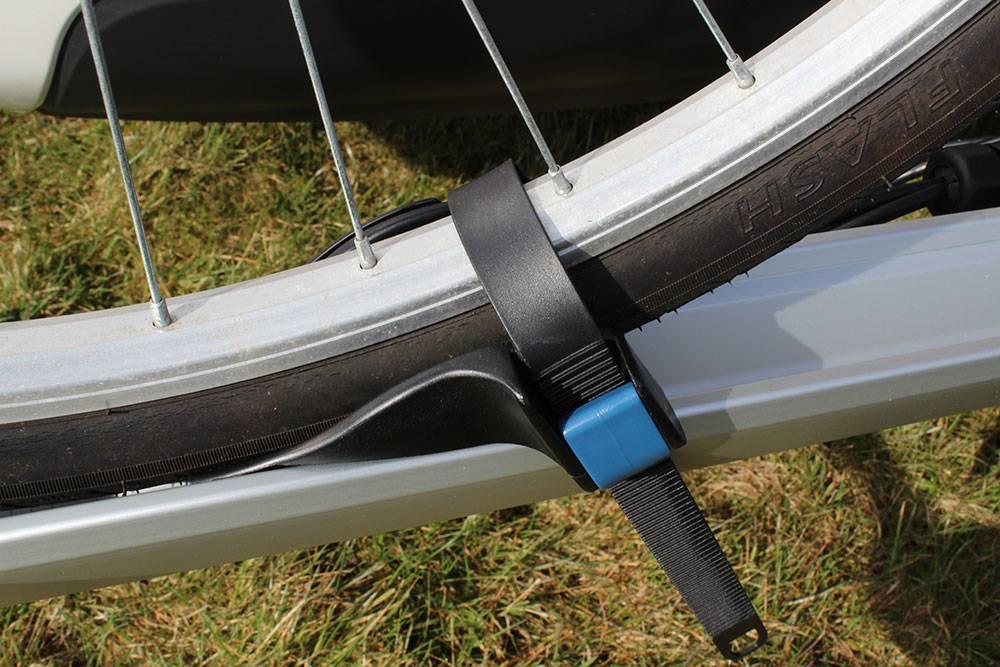 E-bike drager uitleg