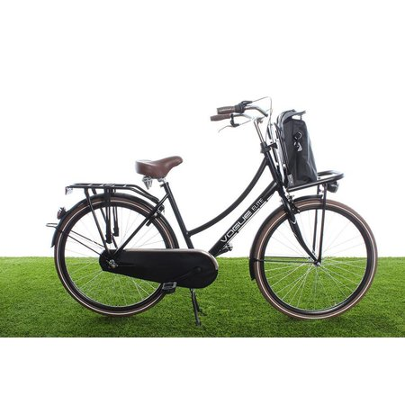 Lynx Enkele fietstas Single Pannier bag 21L Zwart