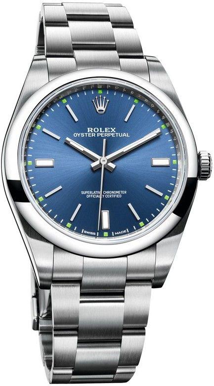 Rolex Rolex OYSTER PERPETUAL (114300)