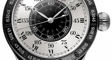The Lindberg hour angle watch 90th anniversary (L2.678.1.71.0)
