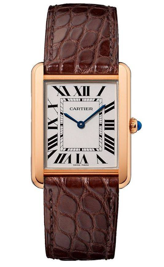 Cartier Tank Solo LM