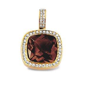 Tirisi Jewelry Milano Hanger Tirisi Geelgoud