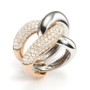 Mattioli Yin Yang Ring