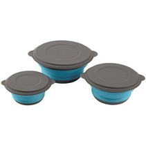 Easy Camp Clearwater foldable bowl set