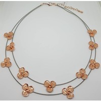 Daisy Wire Necklace (2 Colours)