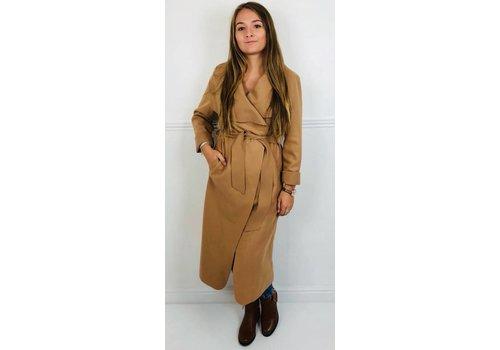 CARMEL Wrap Duster Coat (2 Colours)
