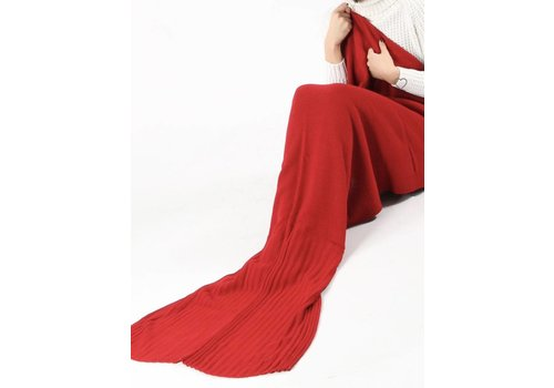 Adult Mermaid Tail Blanket