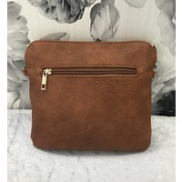SMALL Double Tassel Bag