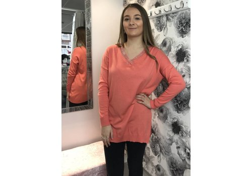 Coral SUKIE Jumper