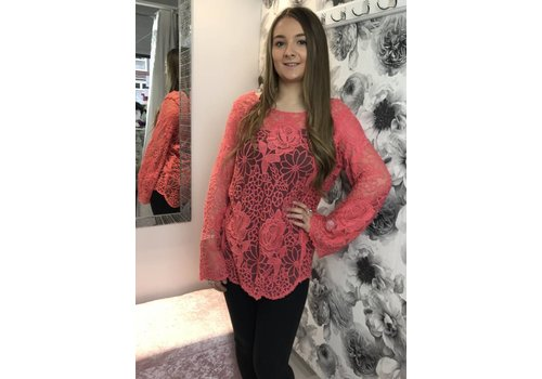 Coral KATE Top