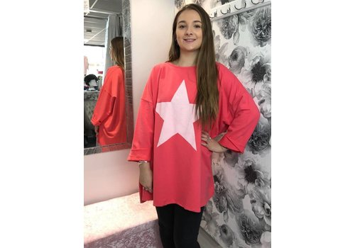KERRY White Star Sweatshirt (More Colours)