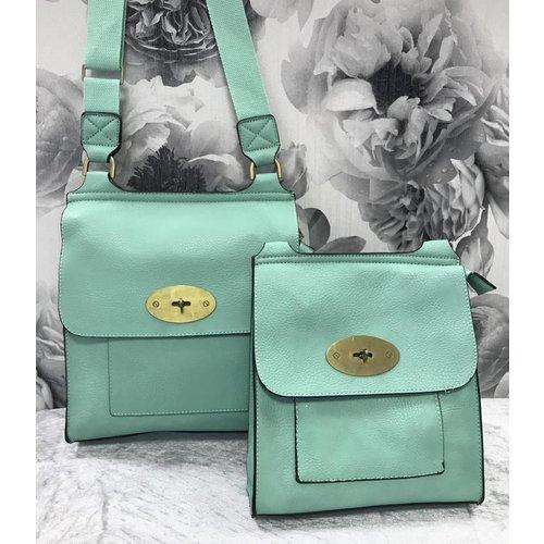 Large MESSENGER Bag S/S (More colours)