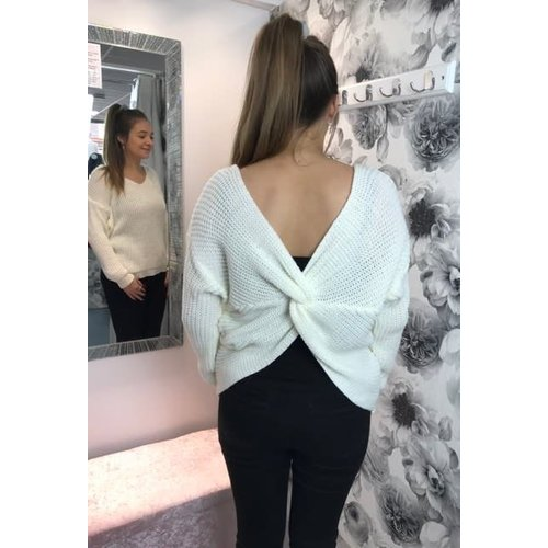 LYDIA Reversible Knot Jumper (More Colours)