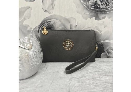 Wristlet Purse / Crossbody Mini Bag (More Colours)