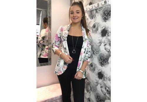 ANITA Floral Blazer (More Colours)