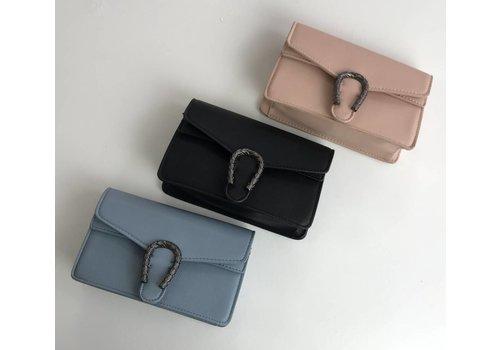 Dragon Head Chain Strap Handbag (More Colours)
