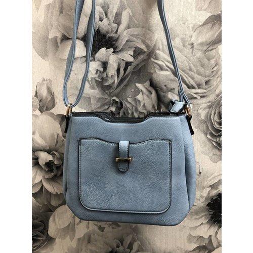 FRONT POCKET Crossbody Handbag (More Colours)