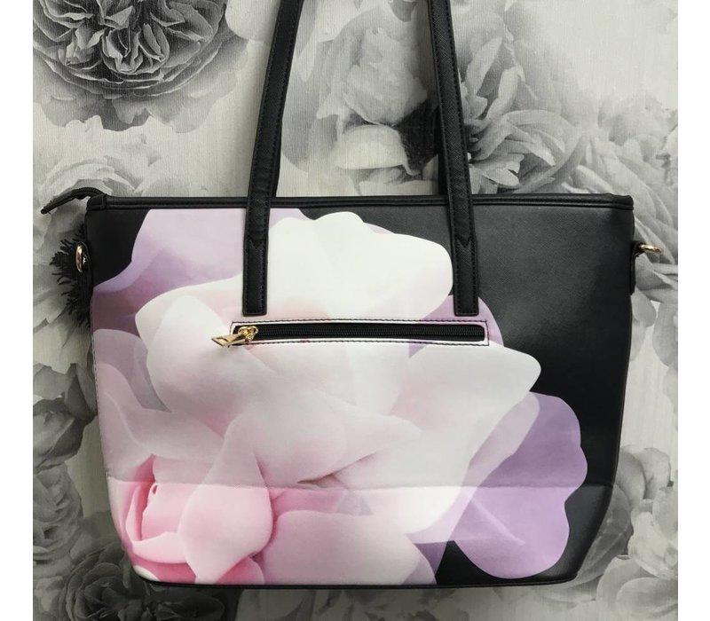 ROSE PRINT Bag in a Bag