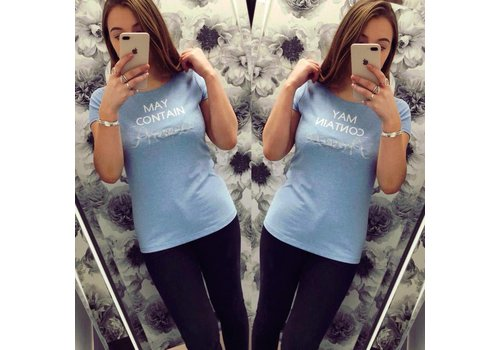 Blue May Contain PROSECCO T-shirt