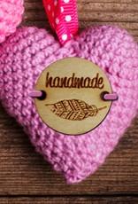 Knoop 2cm Handmade-veer
