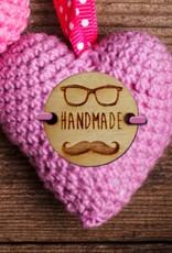 Knoop 2cm Handmade-snor