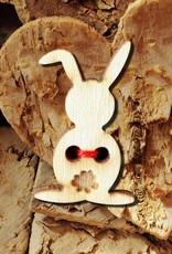 Knoop 25mm Bunny