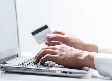 Acceptez les paiements  en ligne