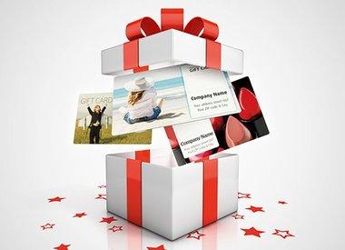 Carte cadeau pour votre commerce