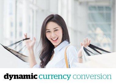 Laissez vos clients payer dans leur propre devise