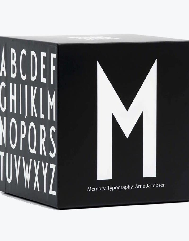 Design Letters Memory Game