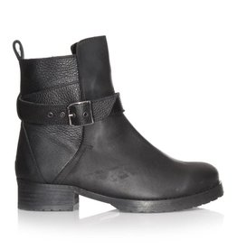 Ivylee Ivylee Joan strap boot - Black