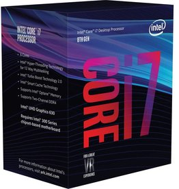 Intel Core i7-8700K Boxed