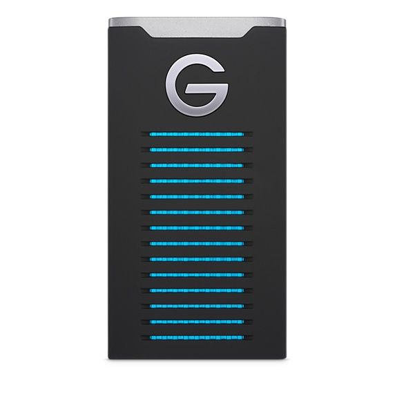G-DRIVE R-Series externe SSD-schijf 500GB