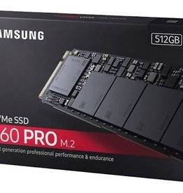 Samsung 960 Pro 512GB SSD
