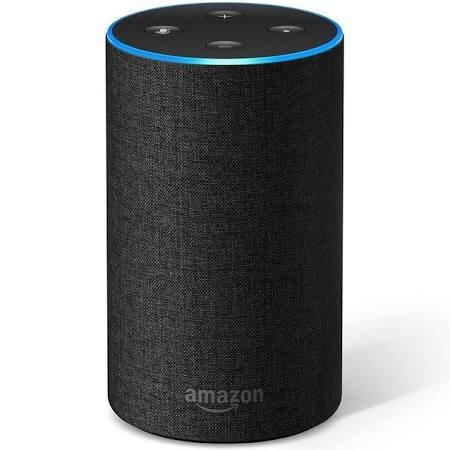 Amazon Echo (2e generatie) Charcoal Fabric