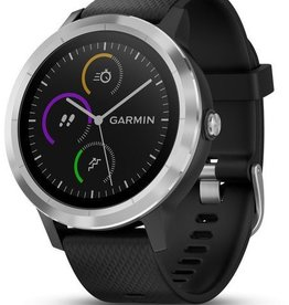 Garmin Vivoactive 3 RVS (Zwart)