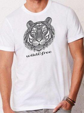 Bella & Canvas Unisex  T-Shirt Tiger