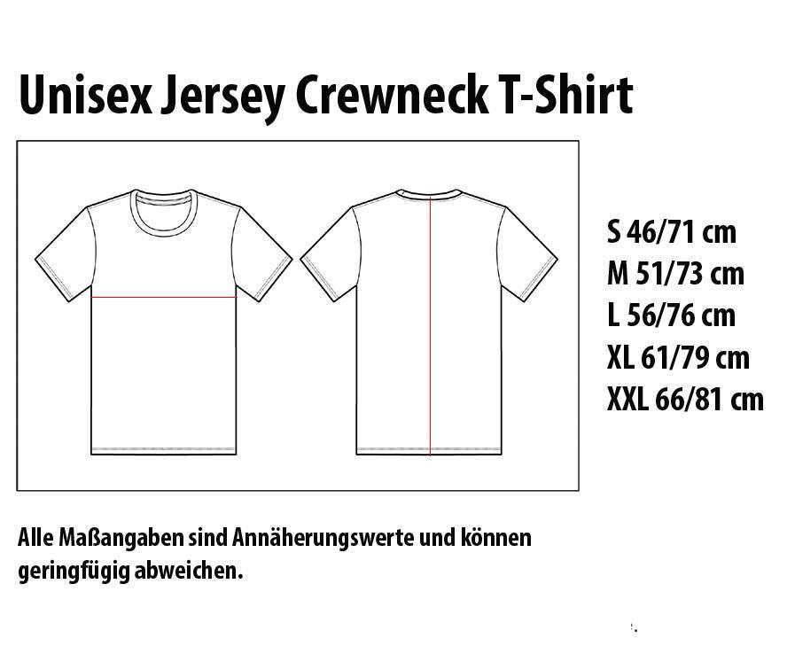 Bella & Canvas Unisex  T-shirt Schnecke