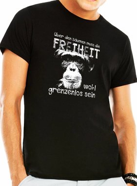 B&C T-Shirt - Freiheit GAP