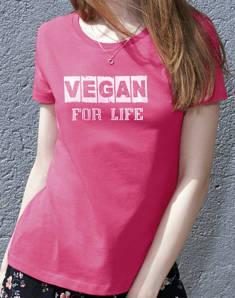 B&C T-Shirt Vegan for Life