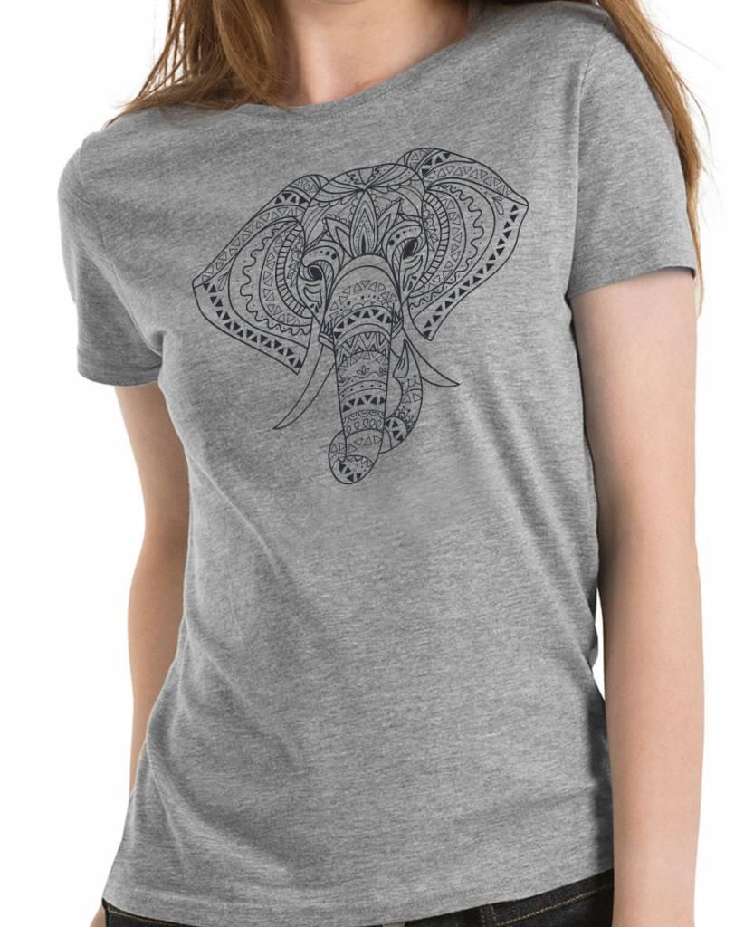 B&C T-Shirt Elefant